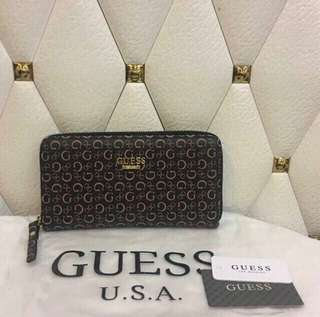 Guess Wallet - Black