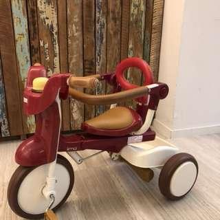 iimo三輪車 Japanese tricycle (no long handle)