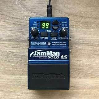 Looper Digitech Jam Man Solo