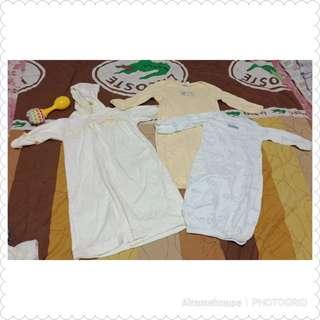 Bundle B Baby Gown Garterized
