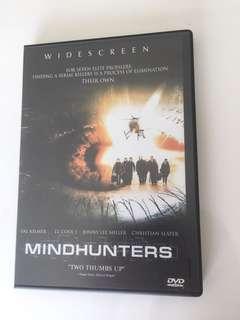 Mind hunters dvd