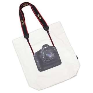 100%全新 Canon Tote Bag 環保袋 ( EOS-1Dx )