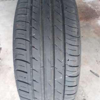 Tyre size 17 bunga 60/70%