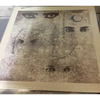 NM Siouxsie and the banshees tro the looking glass record vinyl pop rock