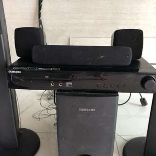 Big sale: Samsung Home Theatre System