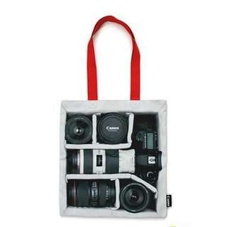 100%全新 Canon Tote Bag 環保袋