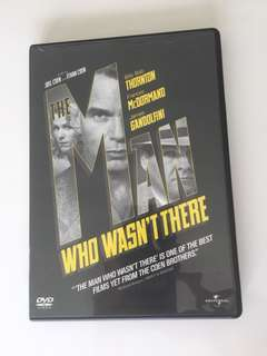 The men who wasn't there dvd