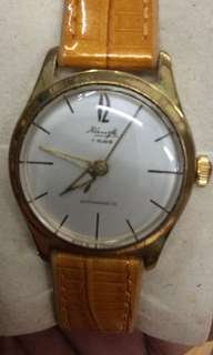 Kienzle...german vintage 7 runis..manual..