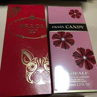 BN Prada Candy Florale EDT 80ml