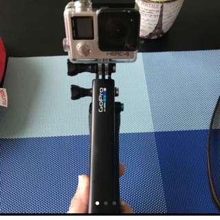 GoPro Hero 4 Siver