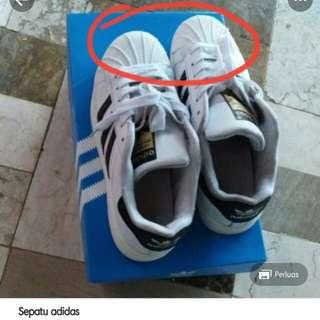 Sepatu Adidas (+10k) 👉 baca deskripsi !