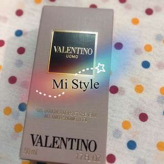 VALENTINO Uomo All Over Shower Gel 沐浴露 50ML