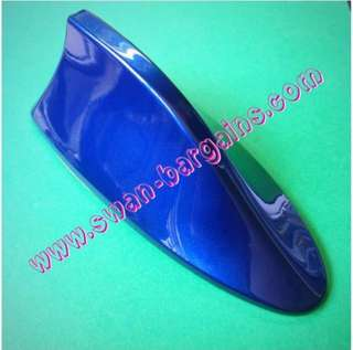Good Quality Dark Blue BMW-style Design Shark Fin Fully Functional Radio Aerial Antenna Enclosure