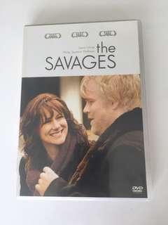 The savage dvd
