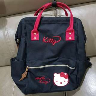Hello kitty Anello inspired backpack