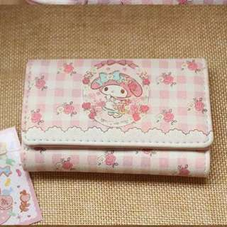 In stock Sanrio My Melody key pouch