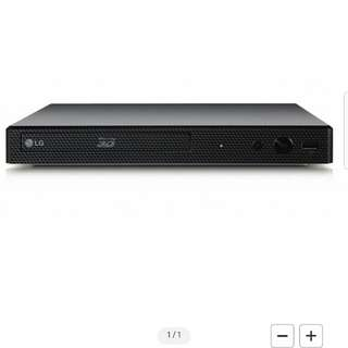 LG Blu-ray Player BP 450
