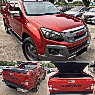 SAMBUNG BAYAR / CONTINUE LOAN   ISUZU DMAX SAFARI 4x4 VGS 3.0 INTERCOOLER TURBO