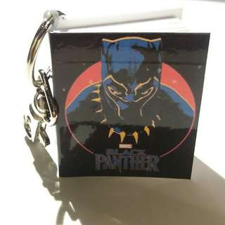 Black Panther Tiny Notebook