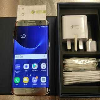 Samsung S7 Edge 32G 雙卡 行貨 HK Version