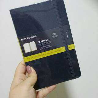 Moleskin Notebook Fabric (NEGO)