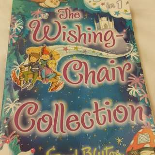 The wishing chair collection Enid Blyton