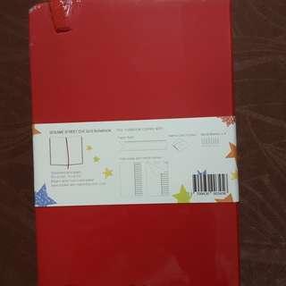 SESAME STREET Dot Grid Notebook