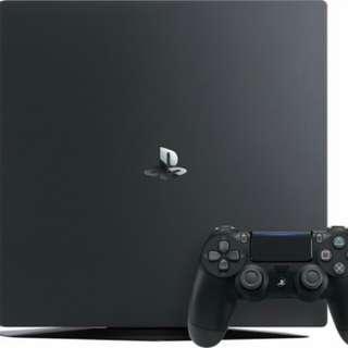 Playstation 4 Pro (1TB)