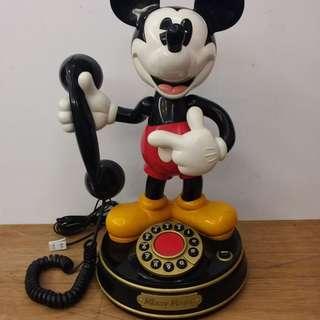 米奇老鼠電話