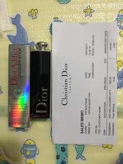 Dior addict lacquer Stick 447 lipstick