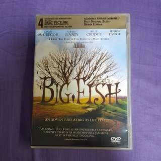 DVD 大魚奇緣 添布頓作品