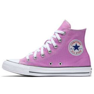 All star Converse (purple)
