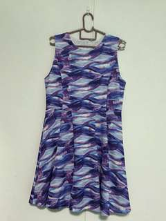 Water Paint Dress