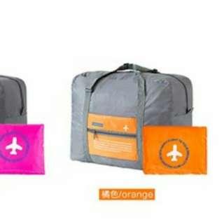 Travel foldable luggage bag