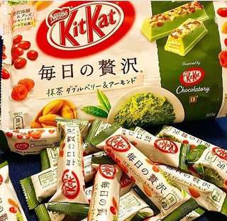 Kitkat Matcha Chocolatory
