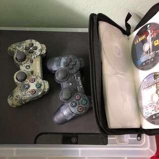 FAST DEAL PS3 Slim Set