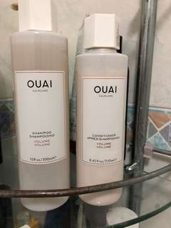 Quai Volume Shampoo and Conditioner