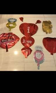 Balloons proposal