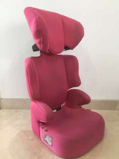 Mothercare Child Seat / Booster Seat Combination (Pink)