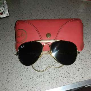 Rayban 4556 Sunglasses By Bausch And Lomb Original