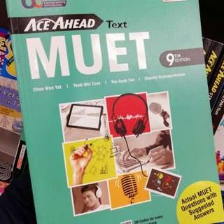 Form 6 MUET reference book