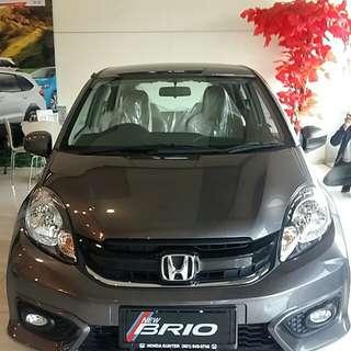 Honda brio dan mobilio promo DP 10juta
