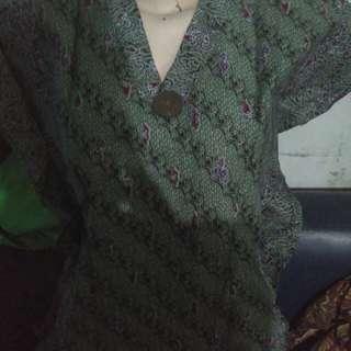 Baju batik kantor