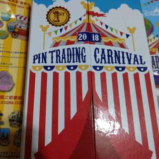 (多圖)香港迪士尼徽章嘉年華 - 香港篇連盒