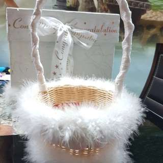 Fairy Flower Basket