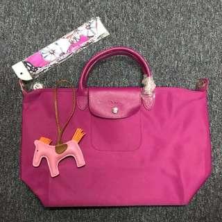 Longchamp Bag - Pink