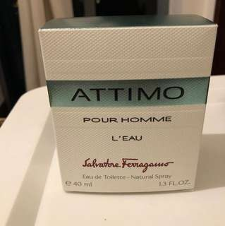 Ferragamo Parfums 40ml Homme 香水