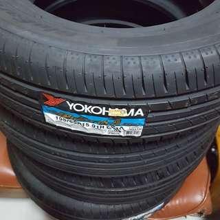 YOKOHOMA橫濱195 65 15正日本胎