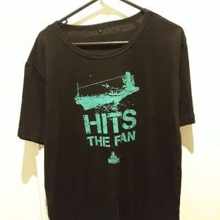 'World of Warships' PAX T-shirt!