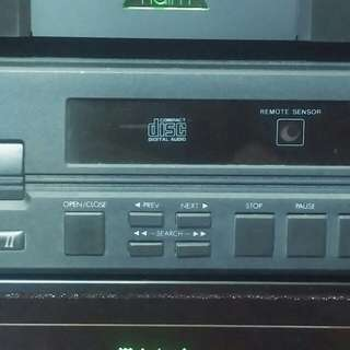 icon mk2 cd player